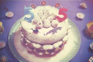 bolo de aniversário com tema circo